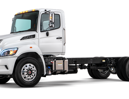 2022 Hino L8 – Available for Pre-order (35,000 lbs. GVW)