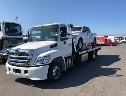2021 Hino L6 with NRC Tow Package *IN STOCK – Contact for Price